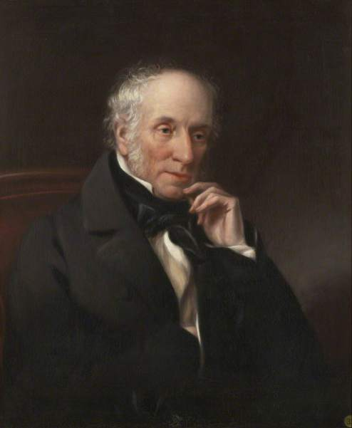 Crossthwaite, Samuel, 1791-1868; William Wordsworth (1770-1850)